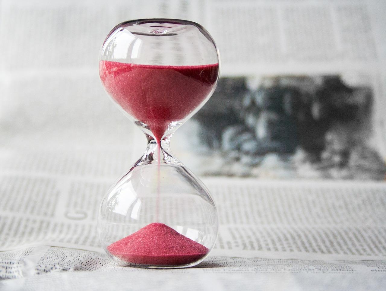 Zeitmanagement in dieser modernen Welt