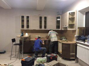 Küchen Montage