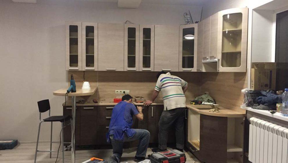 Die Küchenrenovierung